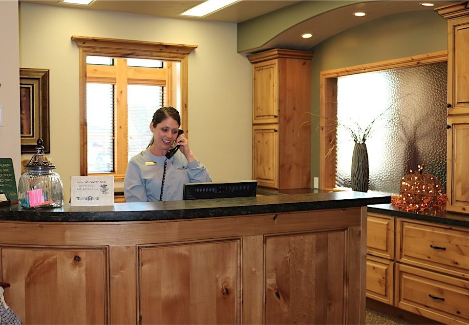 Cedar Creek Dental Front Desk - Rigby Dental Clinic