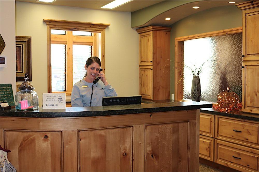 Rigby dentist office