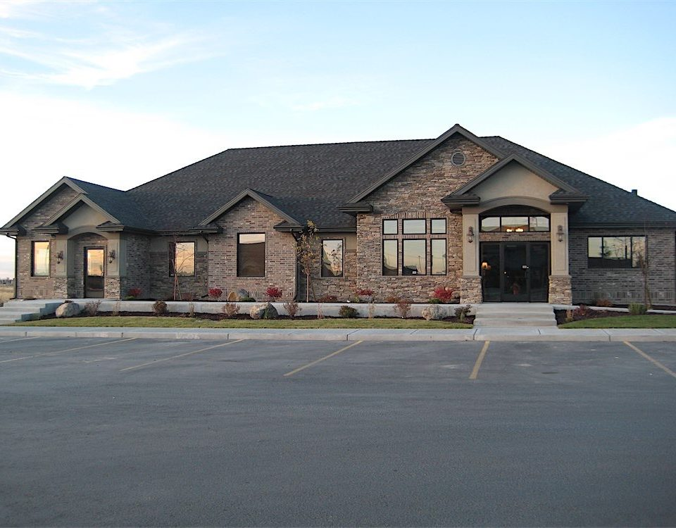 Cedar Creek Dental Building - Rigby Dental Clinic