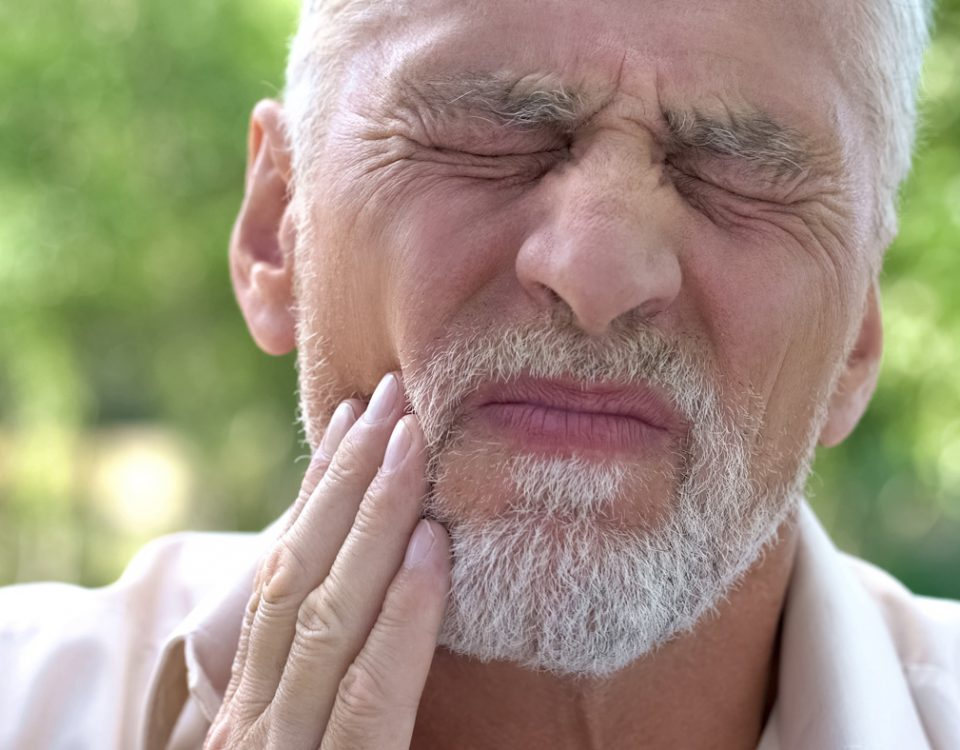 Man With Tooth Ache - rigby dental